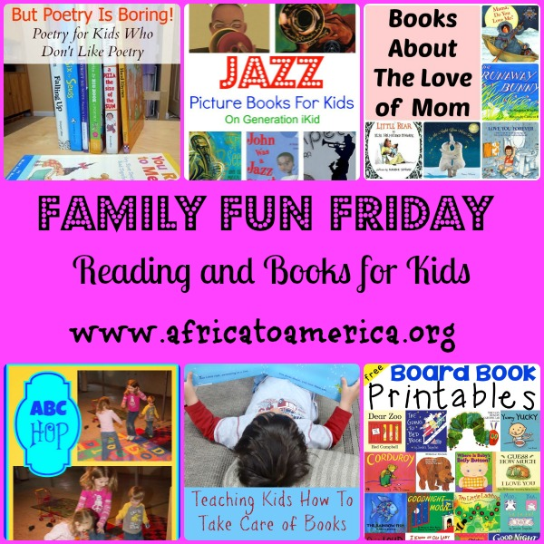 reading and books for kids
