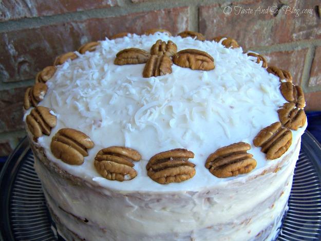 Ruby tuesday italian cream cake recipe