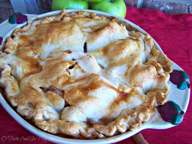 old fashion apple pie 006
