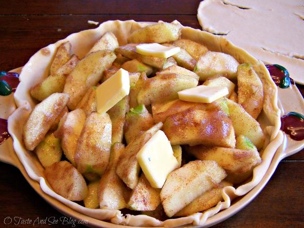 old fashion apple pie 014