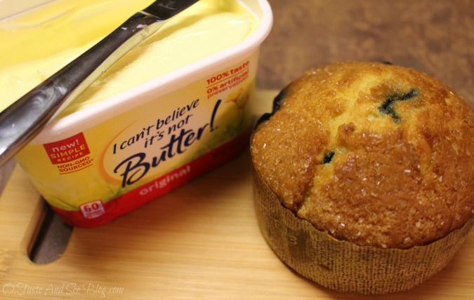 I cant believe its not butter #ad