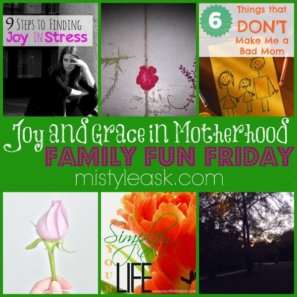 Joy and Grace in Motherhood