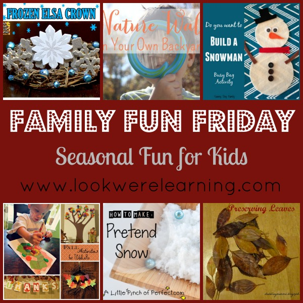 Seasonal Fun for Kids