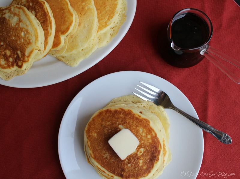 Perfect Pancake Recipe Pamcakes