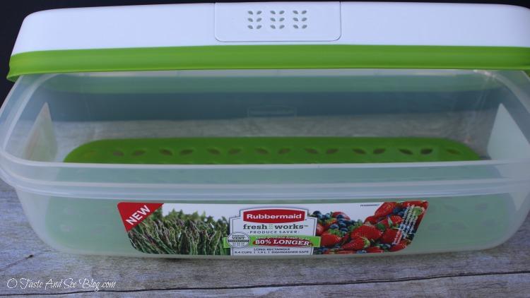 Rubbermaid FreshWorks Giveaway