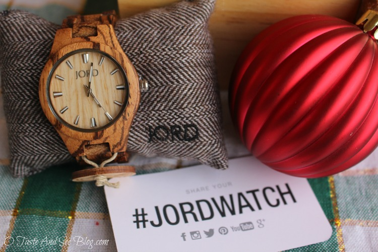 JORD Watch #ad #JORDwatch #holidayguide